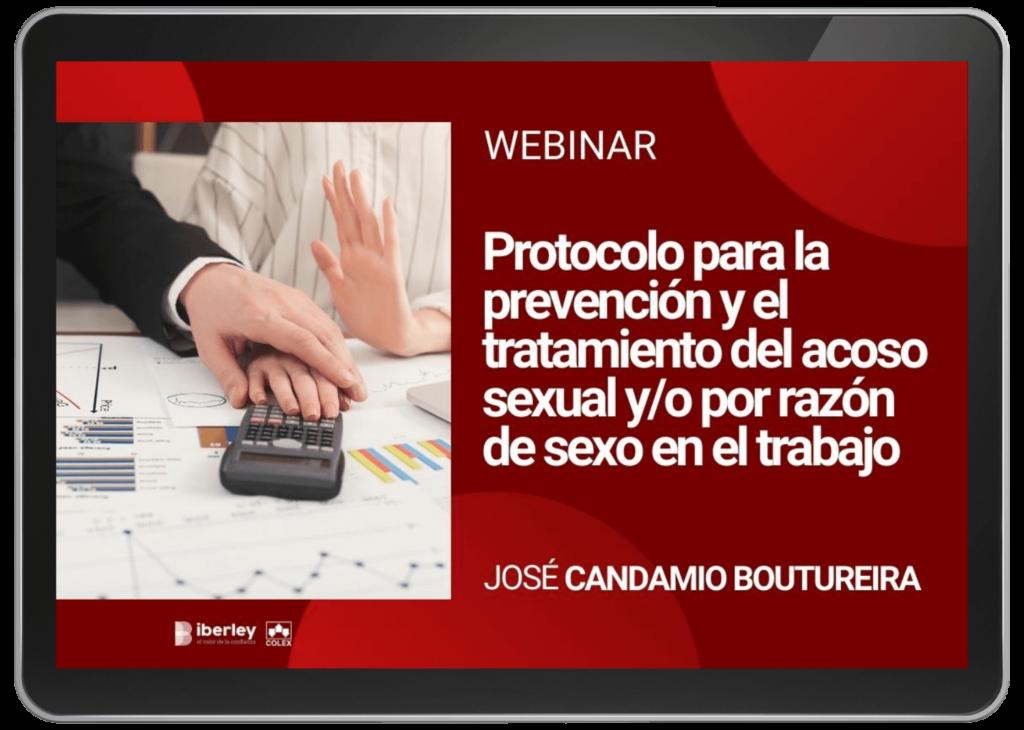 webinar protocolo acoso sexual en el trabajo