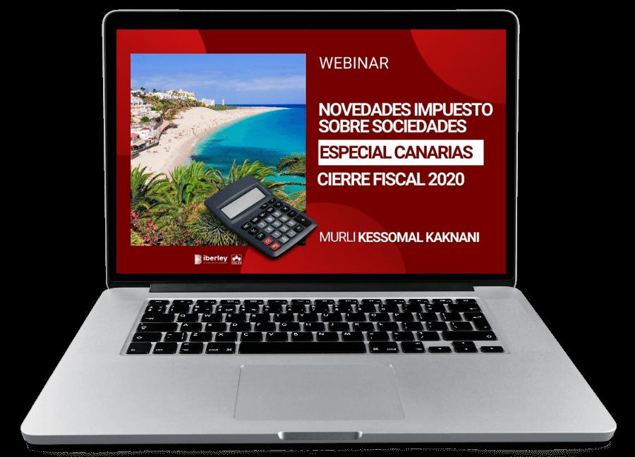 Novedades Impuesto sobre Sociedades, especial Canarias. Cierre Fiscal 2020