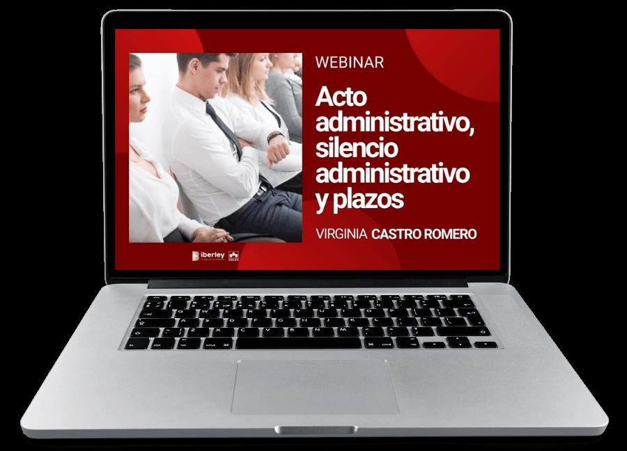 Acto administrativo, silencio administrativo y plazos